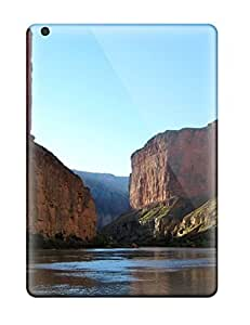 Fashionable Style Case Cover Skin For Ipad Air- Grand Canyon