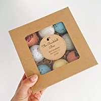 Spa Gift Box: 9 Bath Bombs