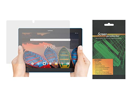 Lenovo Tab 10 TB-X103F Screen Protector- iShoppingdeals Ultra HD Crystal Clear Screen Protector Film Guard for Lenovo TAB 10 10.1 TB-X103F Tablet 2016 Release