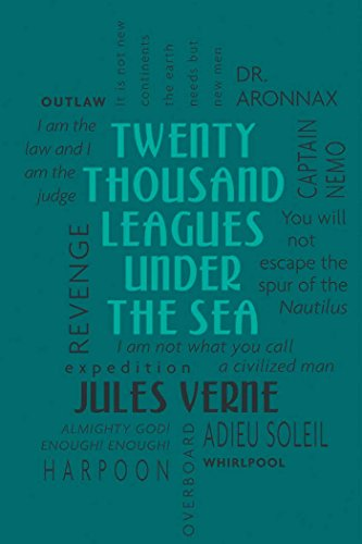 Twenty Thousand Leagues Under the Sea (Word Cloud Classics)