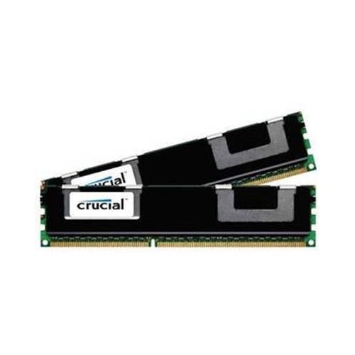 Crucial CT2KIT51272BQ1339 8GB ( 4GB x 2 ) 240-pin pc3-8500 DDR3 1333mhz ECC Registered server memory module