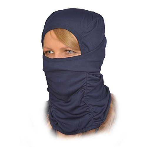 Approved for Automotive Balaclava Face Mask One Size Fits All Elastic Fabric