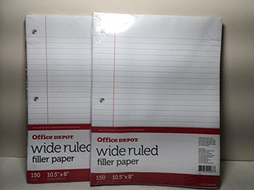 2-pack-office-depot-wide-ruled-filler-paper-150-sheets-by-office-depot