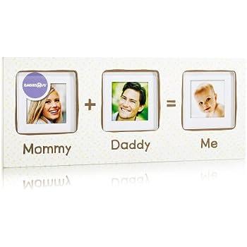 Amazoncom Babies R Us Mom Dad Me Frame Baby
