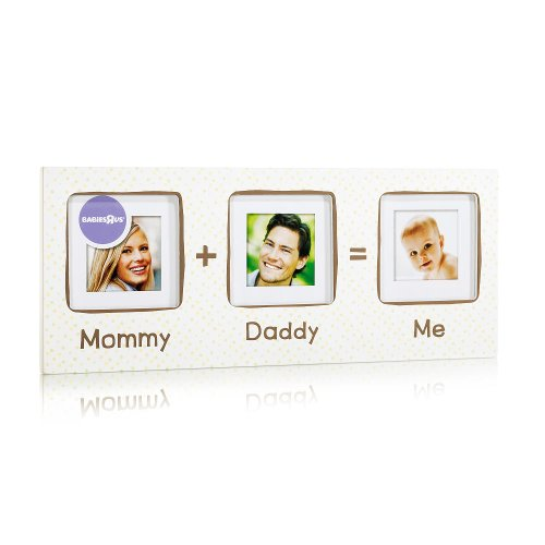 Amazon.com: Babies R Us Mom + Dad = ME Frame: Baby
