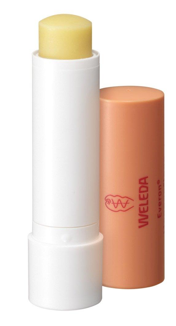 12位 自然素材100%で肌に優しい ヴェレダリップクリーム