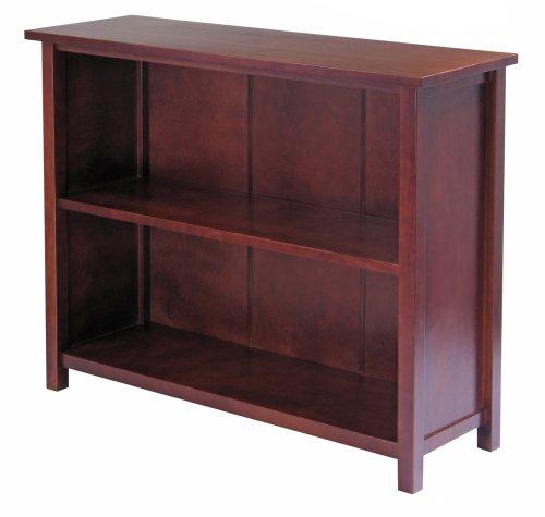 Winsome Wood 3-Tier Storage Shelf, Long