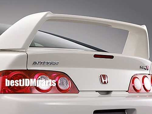 Amazoncom JDM Black Redh Front Rear Emblem For Acura RSX - Acura rsx front emblem