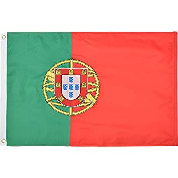 Amazon com : Country Portugal National Flag 5ft x 3ft