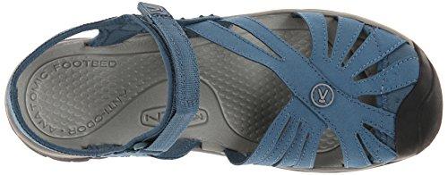 UCZ Rose Sandal, Sandalias de Senderismo para Mujer Azul