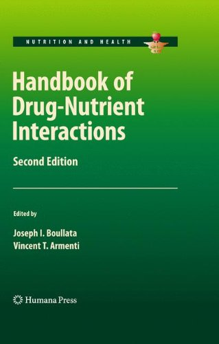 Handbook of Drug-Nutrient Interactions (Nutrition and Health)