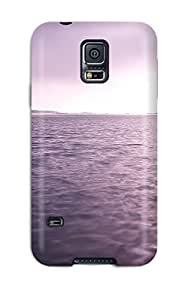 Forever Collectibles Purple Twilight Hard Snap-on Galaxy S5 Case