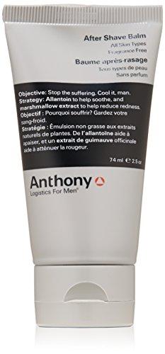 Anthony Logistics for Men Baume après-rasage, 2,5 fl. oz