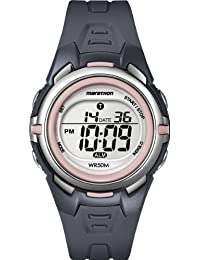 Timex 5K360 Marathon Resin Strap, Midsize (Grey)