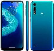 """Smartphone Motorola Moto G8 Power Lite Aqua, Tela de 6.5"""", 64 GB, 4G e Câmera Tripla de 16MP + 2MP + 2MP"""