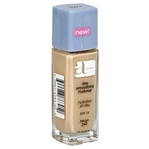 Almay Line Smoothing Makeup SPF 15 120 Ivory
