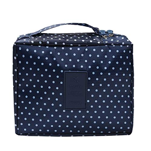 Lemoning , Makeup Storage Bag Travel Wash Bag Multi-Functional Cosmetics Bag -