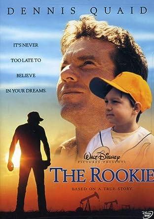Afbeeldingsresultaat voor The Rookie baseball movie
