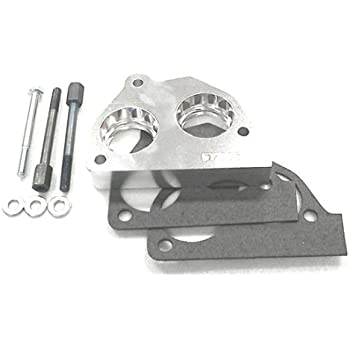Amazon com: Airaid 200-540 PowerAid Throttle Body Spacer