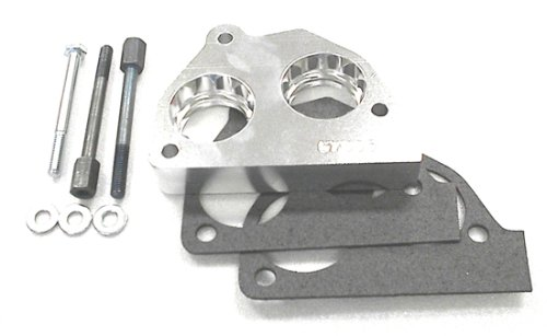 Street and Performance Electronics 57005Helix Power Tower Plus Throttle Body Spacer 1987-1995 GM Truck