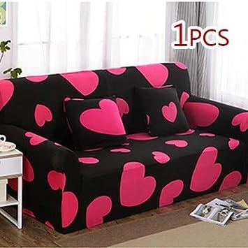 Funda para sofá de estilo bohemio con elástico universal ...