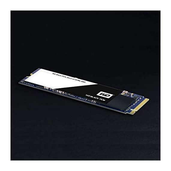 WD Black 256GB Performance SSD - 8 Gb/s M.2 PCIe NVMe Solid State Drive – WDS256G1X0C [Old Version] 6 Sequential read speeds up to 2050 MB/s - more than 3 times faster than a SATA SSD Optimized thermal and power management to help maintain consistent high performance during intense workloads Industry-leading 1.75M hours Mean Time To Failure (MTTF) for lasting reliability