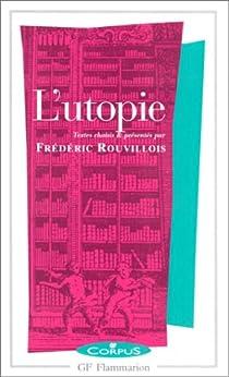 L'utopie par Rouvillois