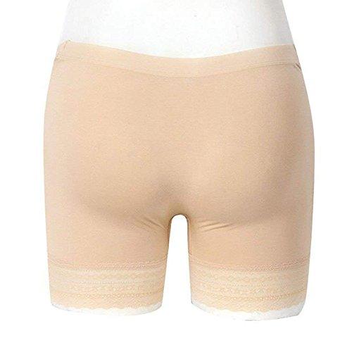 Mutande Shorts Intima Gravidanza 2 Nero 1 E Slip Madre Morbido Panties Pezzi Legging 3 Cotone Nudi Donna Pizzo Maternity Basic Biancheria Pz Elastic Knickers qUYZxOn
