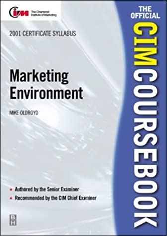 Guide CIM Revision Cards Marketing Environment, Second Edition (Official CIM Revision Cards)