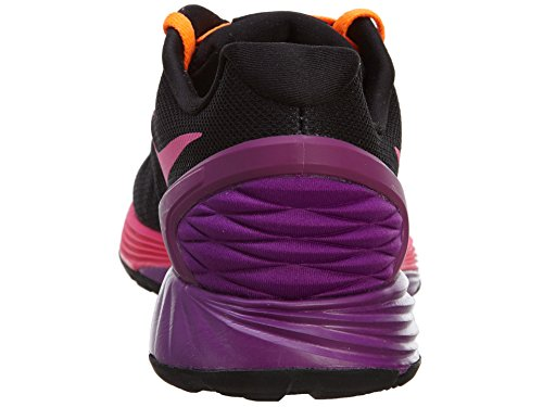 Big 654156003 Pink Total Berry Pow Shoes Black Trainer Sport Bold Nike Orange Kids Style Lunarglide zAxZqT
