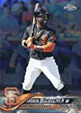 2018 Topps Chrome #74 Andrew McCutchen San Francisco Giants Baseball Card - GOTBASEBALLCARDS