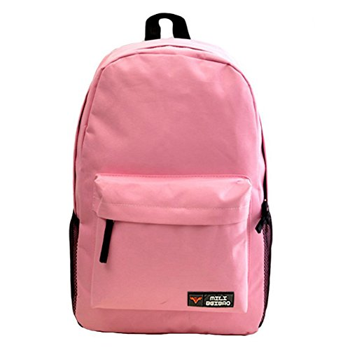 Oppas Lightweight Casual Style Backpack Classic School Daypack for Travel 14inch Laptop