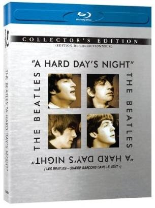- The Beatles: A Hard Day's Night (Collector's Edition) [Blu-ray]