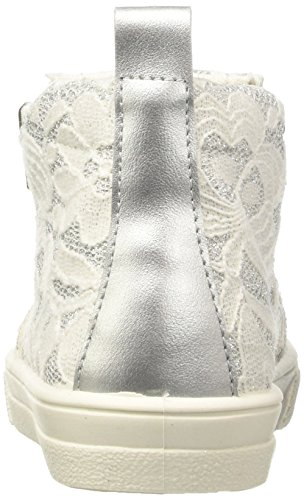 Baskets Star Blanc 3291277 Fille Hautes 1 North Bianco Uanzwqzx