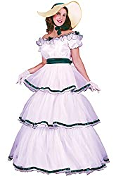 Fun World Women's Southern Belle Costume