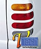 V-Tech 1377470 Fuel Lid cover 3D Bighorn Chrome