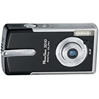 Canon Powershot SD10 4MP Digital Camera (Black) Noticeable Review Image