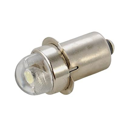HQRP Bombilla LED 45 Lúmenes 0.5W para Luces de iluminación portátil / Linternas / Faros / Techo; bombilla de reemplazo: Amazon.es: Bricolaje y herramientas