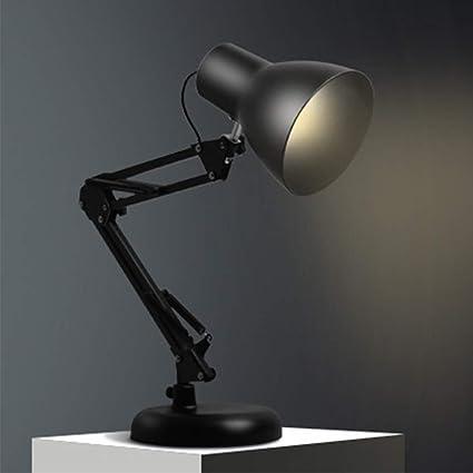 SZJJI Lámpara de Mesa LED lámpara de Brazo Largo Trabajo ...