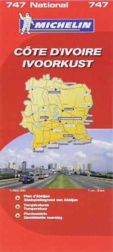 Michelin Cote d'Ivoire / Ivory Coast