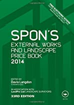 Spon's External Works and Landscape Price Book 2014