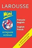Larousse Mini Dictionary - French-English, , 2035420334