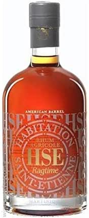RHUM AGRICULTURAL RAGTIME AMERICAN BARREL MARTINICA 70 CL ...