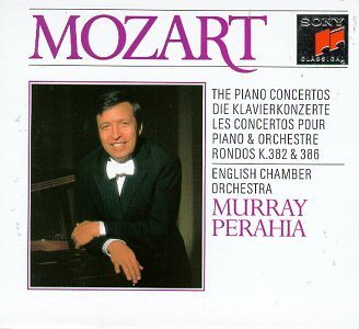 Mozart: The Concertos for Piano & Orchestra, Rondos K. 382 & 386 by Sony