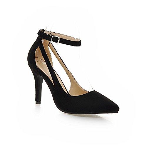 tamaño el singles de tacones código verano altos el zapatos black de luz y primavera con femeninos La delgada 1q6xS4nwP