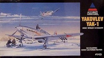 Yakovlev Yak - 1 B0006ODZKM