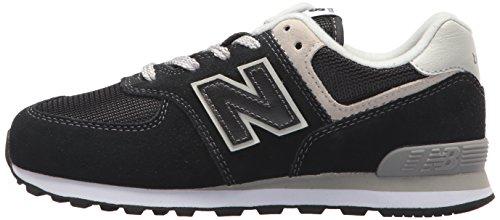 black New Unisex – grey Bambini Nero Gc574v1g Balance Sneaker qqx0g1fT