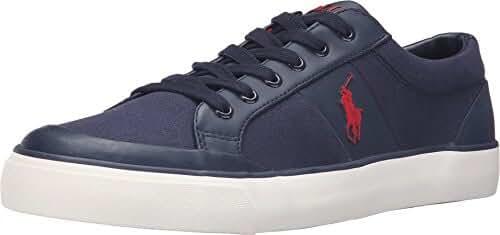 Polo Ralph Lauren Men's Ian Canvas Fashion Sneaker