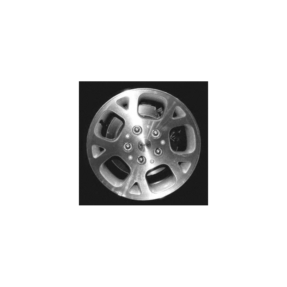99 02 JEEP GRAND CHEROKEE ALLOY WHEEL RIM 16 INCH SUV, Diameter 16, Width 7 (5 Y SPOKE), GOLD, 1 Piece Only, Remanufactured (1999 99 2000 00 2001 01 2002 02) ALY09027U55