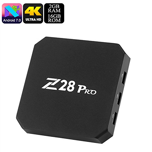 MAUBHYA Z28 Pro Android TV Box
